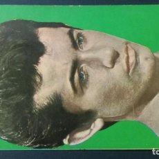 Postales: 95 GEORGE CHAKIRIS FOTO BISTAGNEFAMOSOS ACTORES CANTANTESCP-A29. Lote 197153877