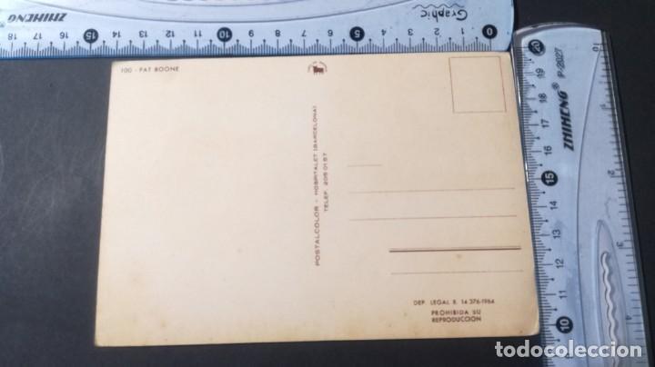 Postales: 100 PAT BOONEFAMOSOS ACTORES CANTANTESCP-A29 - Foto 3 - 197154427