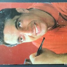 Postales: 558 FRANKIE VAUGHAMFAMOSOS ACTORES CANTANTESCP-A29. Lote 197154531