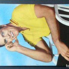 Postales: 172 T GARY CONWAY INTERPRETE TELE-FILM EL AGENTE BURKEFAMOSOS ACTORES CANTANTESCP-A29. Lote 197155427