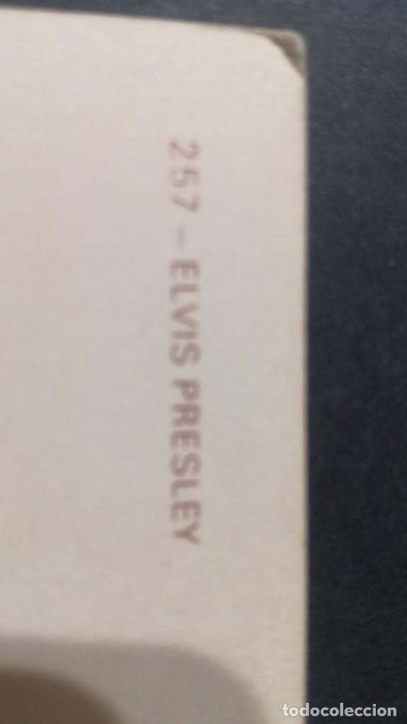 Postales: 257 ELVIS PRESLEYFAMOSOS ACTORES CANTANTESCP-A29 - Foto 2 - 197155612