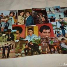 Postales: LOTE 19 TARJETAS POSTALES -- DUO DINÁMICO -- ORIGINALES Y ANTIGUAS ¡MIRA!. Lote 198062631