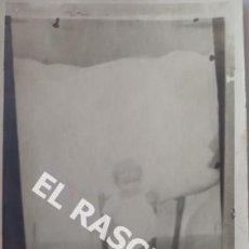 Postais: ANTIGÜA POSTAL FOTOGRAFICA -DELANTE DEL ESPEJO- SIN CIRCULAR . Lote 198524603