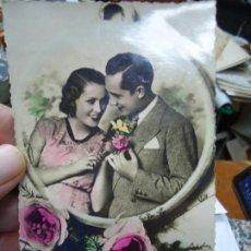Postales: TARJETA ROMANTICA 1948. Lote 200261558