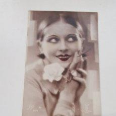 Postales: POSTAL DE 1930. CHICA. DIRIGIDA A SANTA MARIA DE OLÓ. ED. J. MANEL PARÍS. LÉO Nº2002.. Lote 200598736