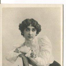 Postales: BELLA OTERO-CUPLETISTA-ARTISTA-FOTOGRÁFICA-REUTLINGER- 1905. Lote 203811768