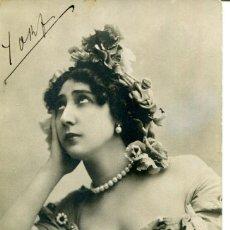 Postales: BELLA OTERO-FOTOGRÁFICA- AÑO 1903. Lote 203816857