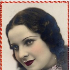 Postales: POSTAL CIRCULADA CON SELLO Y MATASELLO - 1937 - MARCA DE CENSURA - DORSO EN FOTOS ADICIONALES. Lote 205739340