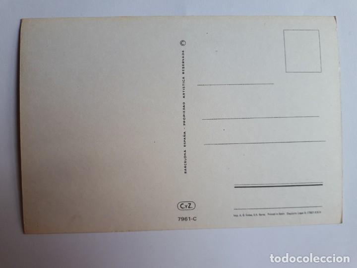 Postales: POSTAL PAREJA ROMÁNTICA EN UN LAGO. AÑOS 70 - Foto 2 - 206518838