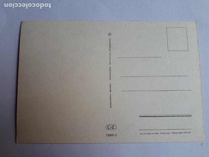 Postales: POSTAL PAREJA ROMÁNTICA. AÑOS 70 - Foto 2 - 206520152