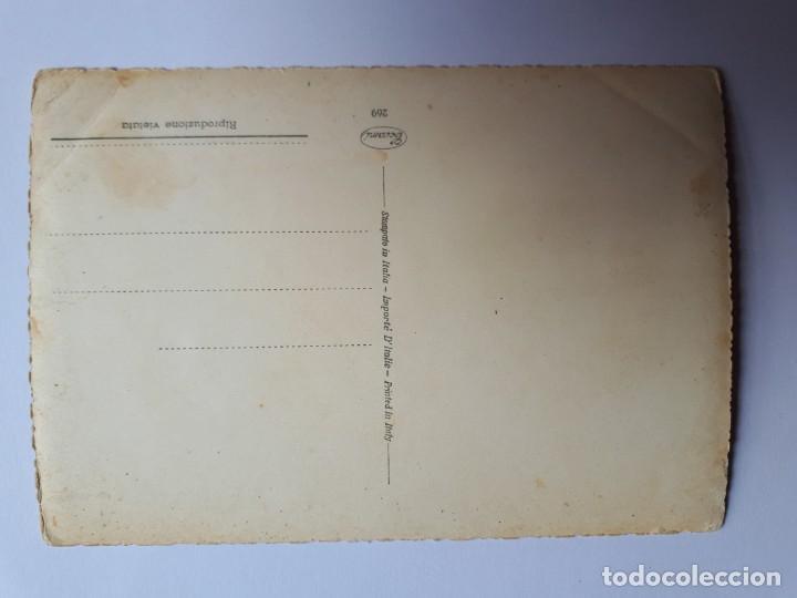 Postales: POSTAL ROMÁNTICA ITALIANA. AÑOS 60 - Foto 2 - 206521928
