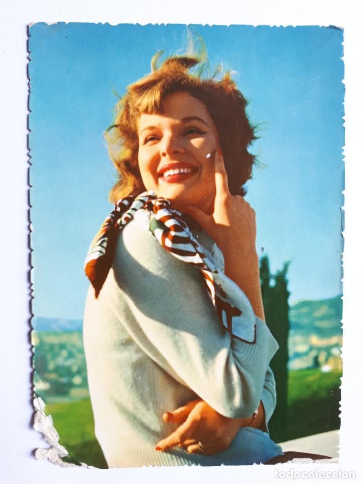 POSTAL ROMÁNTICA. AÑO 1959 (Postales - Postales Temáticas - Galantes y Mujeres)