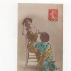 Postales: LA BELLA OTERO. EXCEPCIONAL.. Lote 206884921