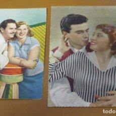 Postales: GALANTES Y MUJERES. Lote 208809470