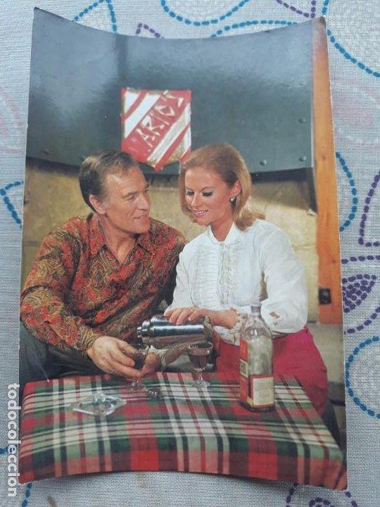 ANTIGUA POSTAL AÑOS 70 INTIMIDAD 3 EDITORIAL BERGAS A ESTRENAR* (Postales - Postales Temáticas - Galantes y Mujeres)