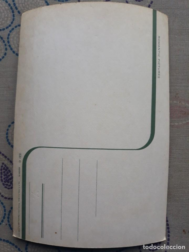 Postales: ANTIGUA POSTAL AÑOS 80 CHICA ROMANTIC PICTURES 8800N EDITORIAL C&Z A ESTRENAR* - Foto 2 - 209272590