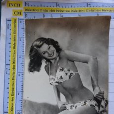 Postales: POSTAL DE MUJERES. AÑOS 30 50. MUJER MODELO EN BIKINI. ERÓTICA SEXY DESNUDO. 618. Lote 211930210