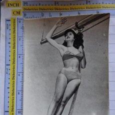 Postales: POSTAL DE MUJERES. AÑOS 30 50. MUJER MODELO EN BIKINI. ERÓTICA SEXY DESNUDO. 624. Lote 211930395