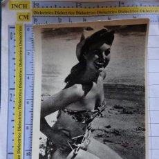 Postales: POSTAL DE MUJERES. AÑOS 30 50. MUJER MODELO EN BIKINI. ERÓTICA SEXY DESNUDO. 625. Lote 211930422