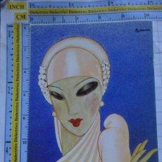 Postales: POSTAL DE MUJERES. AÑO 1978. MUJER DIBUJO. BREYMI. 634. Lote 211930670
