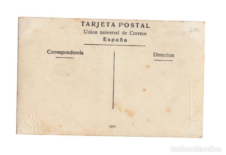 Postales: MARGUERITA XIRGU. FRU-FRU. POSTAL FOTOGRÁFICA. - Foto 2 - 216798840