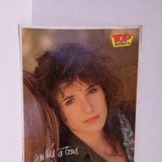 Postales: POSTAL REVISTA TOP SECRETS - ELSA - 1989. Lote 218441490