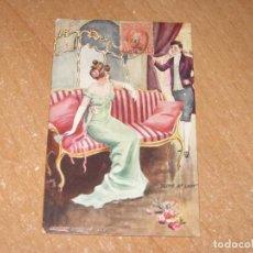 Postales: POSTAL DE GALANTES. Lote 221275422