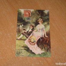 Postales: POSTAL DE GALANTES. Lote 221275471