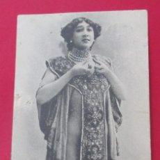 Postais: LA BELLA OTERO . CIRCULADA. 1904.. Lote 222410765
