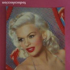 Postales: POSTAL DE POSTAL DE JAYNE MANSFIELD USADA HAZTE CON ELLA. Lote 234830135