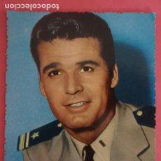 Postales: POSTAL DE POSTAL DE JAMES GARNER USADA HAZTE CON ELLA. Lote 234830760