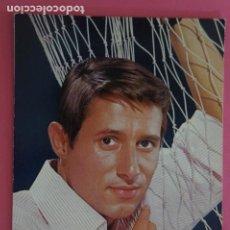 Postales: POSTAL DE POSTAL DE UDO JURGENS USADA HAZTE CON ELLA. Lote 234831115