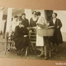 Postales: POSTAL DE UNAS GUAPAS SEÑORITAS. AÑOS 20. SIN CIRCULAR. Lote 235120810