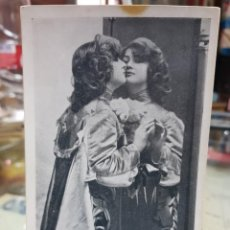 Postales: ANTIGUA POSTAL ROMANTICA CARTOLINA ITALIANA. Lote 243770135