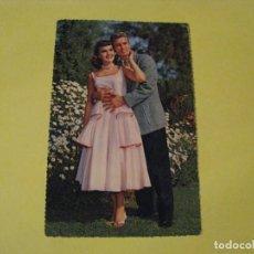 Postales: POSTAL ROMÁNTICA. PAREJA. ED. AFKH. ALEMANIA.. Lote 243899605