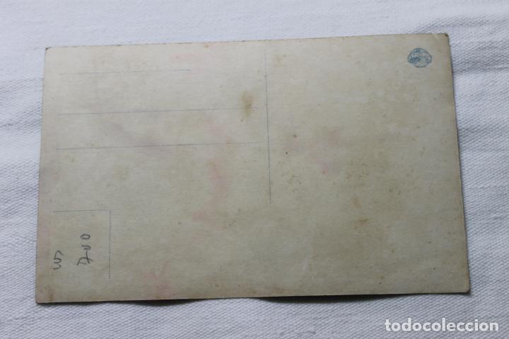 Postales: ANTIGUA POSTAL COLOREADA, MUJER CON ORQUIDEAS - AÑOS 20/30 -FLIRT 131 - Foto 2 - 254324055