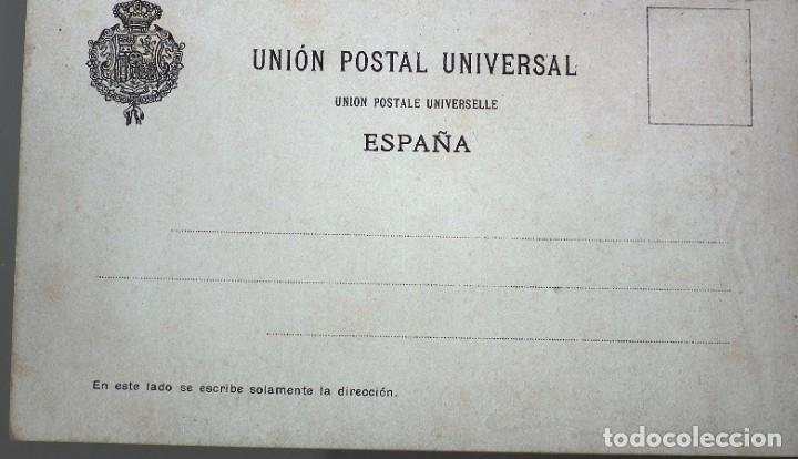 Postales: PILAR DOMINGO. Nº 59 LIT. HERMENEGILDO MIRALLES - FOTÓGRAFO PABLO AUDOUARD - Foto 2 - 257720520