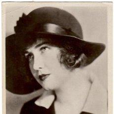 Postales: DOROTHY GISH, ACTRIZ DE CINE ESTADOUNIDENSE (1898.1968). POSTAL BRITÁNICA ANTIGUA.. Lote 262153555