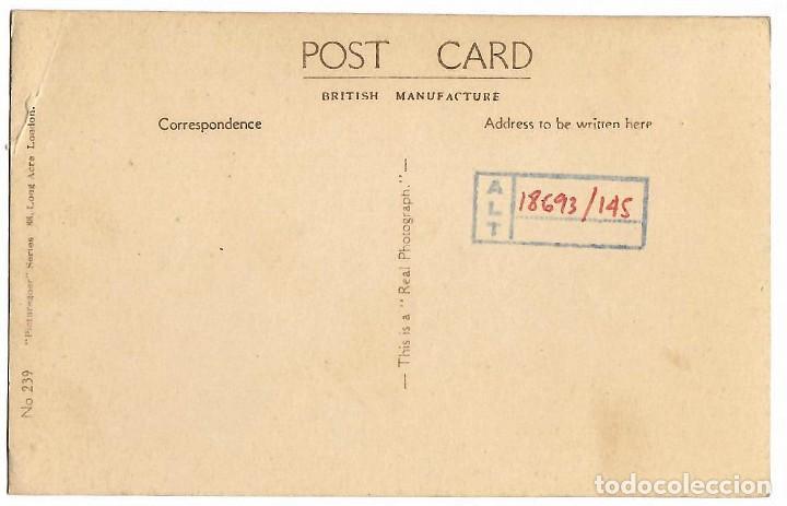 Postales: DOROTHY GISH, actriz de cine estadounidense (1898.1968). Postal británica antigua. - Foto 2 - 262153555