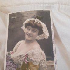 Postales: ANTIGUA POSTAL DE JANE ALEX SELLADA Y MATASELLADA. Lote 278231073