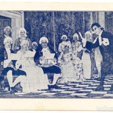 Postales: ESCENA ESTRENO DON GIL DE ALCALÁ FOTO BADOSA TEATRO NOVEDADES BARCELONA 1932 PENELLA ZARZUELA ÓPERA. Lote 288097643