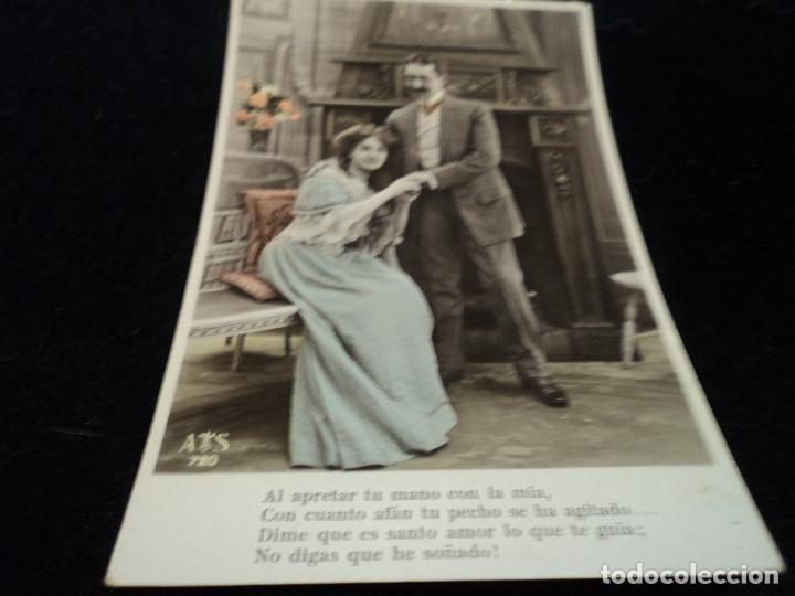 POSTAL EDICION AS Nº 720 JOSEP COLOMER, SIN CIRCULAR (Postales - Postales Temáticas - Galantes y Mujeres)