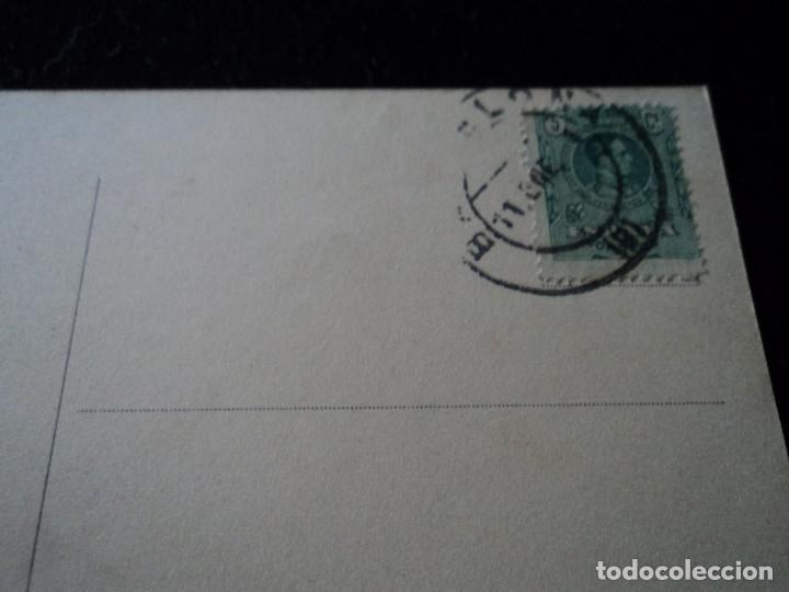 Postales: antigua postal m. munk nº 569 printed in austria, sello alfonso 5 cs - Foto 2 - 288603643