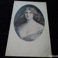 Postales: ANTIGUA POSTAL M. MUNK Nº 352 PRINTED IN AUSTRIA, SELLO ALFONSO 5 CS, 1909. Lote 288603783