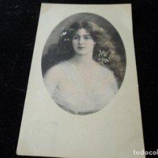 Postales: ANTIGUA POSTAL M. MUNK Nº 352 PRINTED IN AUSTRIA, SELLO ALFONSO 5 CS, 1909. Lote 288604313