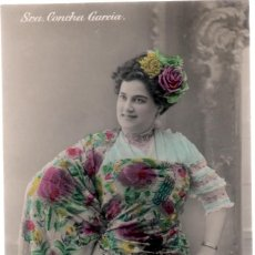 Postales: CONCHA GARCÍA.. Lote 294833643