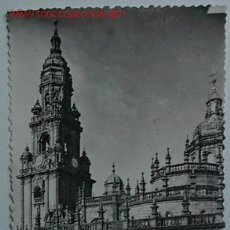 Postales: POSTAL SANTIAGO DE COMPOSTELA. Lote 20492594