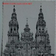 Postales: POSTAL SANTIAGO DE COMPOSTELA. Lote 25438250
