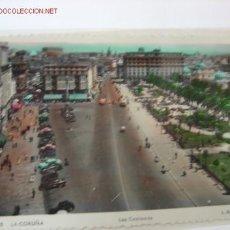 Cartes Postales: LA CORUÑA LOS CANTONES. Lote 10927423