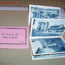 Postales: TUY - TIRA DE ROISIN, 10 POSTALES EN ACORDEON - PERFECTAS - APROX 1950 + INFO. Lote 19476486